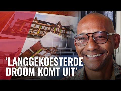 Amsterdam krijgt een Suriname Museum