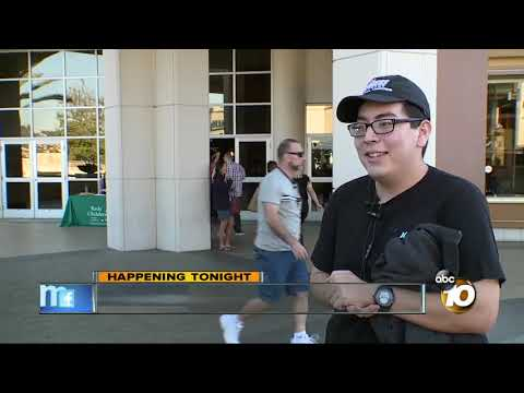 MORNING NEWS - San Diegans Pack Theaters for Avengers: Endgame