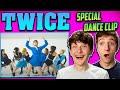 TWICE - 'Kura Kura' Special Dance Clip REACTION!!