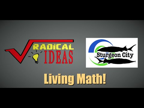 Radical Ideas   Living Math 2015