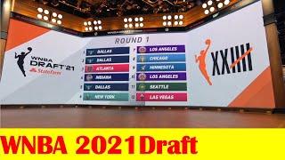 2021 WNBA Draft Highlights