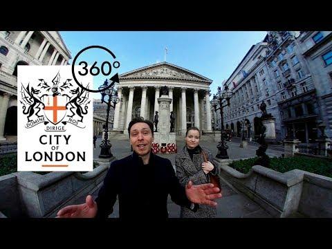 360° The City of London (episode details in description)