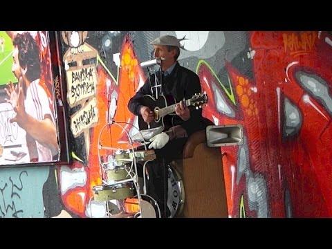 Multi-instrumentalist Street Musician