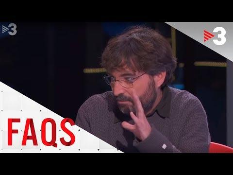 Jordi Évole i Ernest Folch, a 'Preguntes freqüents'