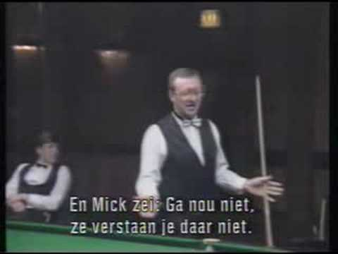 Matchroom Series - Snooker with Dennis Taylor - Pa...