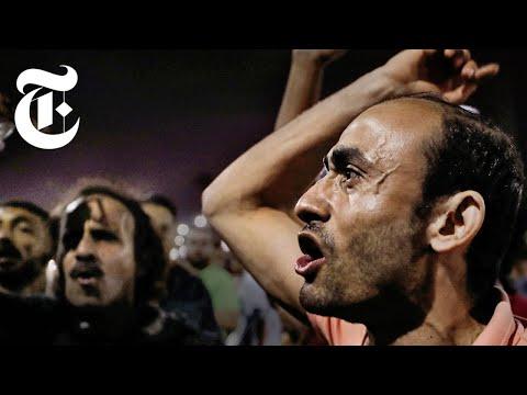How Sisi's Strongman Playbook Silenced Egyptian Protesters | NYT News
