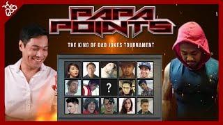 "DAD JOKES TOURNAMENT (JAKO DE LEON vs. MARCO ""BOGART THE EXPLORER"" HO)"