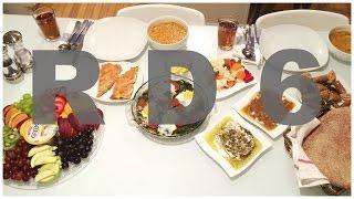 Ramadan Table Day 6    مائدة رمضان يوم 6