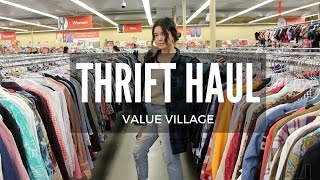 One of Neens's most viewed videos: THRIFT HAUL: Value Village | 2.0
