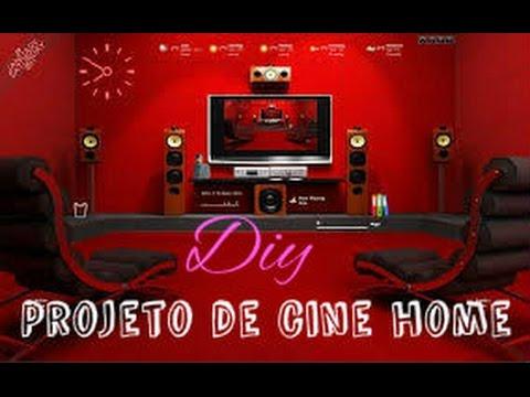 DIY: Cine home