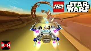 LEGO Star Wars Microfighters - Apple TV Gameplay Video