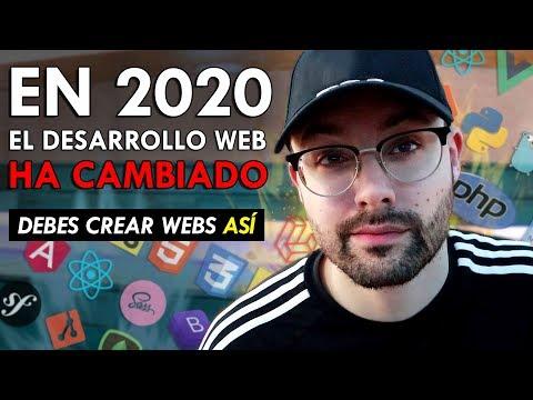 La Ruta De Aprendizaje De Un Desarrollador Web En 2020