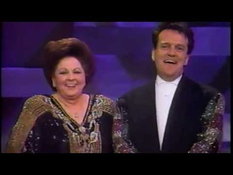 Mark Lowry & Vestal Goodman - 1994 Dove Awards