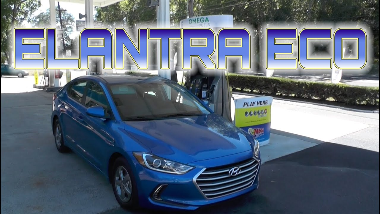 2017 hyundai elantra eco 0 60 mph mpg road test youtube. Black Bedroom Furniture Sets. Home Design Ideas