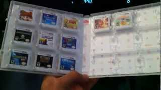 Club Nintendo 3DS 18 Game Card Case