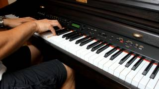 Kelly Clarkson - Because Of You - Instrumental - Piano Solo -  HD