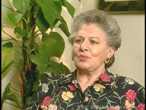 Holocaust Survivor Helen Colin Full Testimony