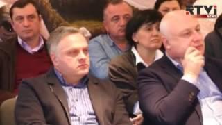 Партия Саакашвили в Грузии раскололась на два лагеря