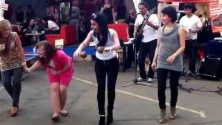 Уроки латинского танца на FLACONе