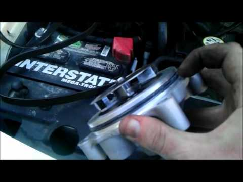 Changing the Water Pump on a 2004 Mercury Grand Marquis GS