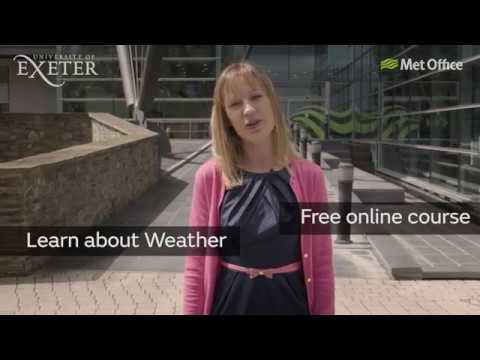 Learn About Weather – Free Met Office Course