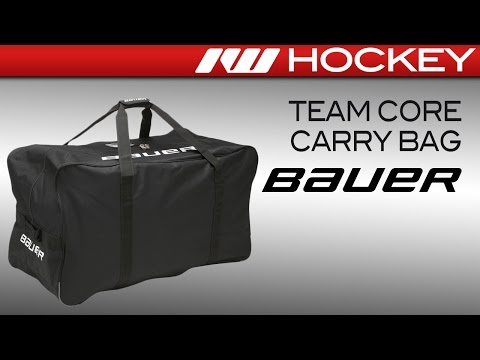 Bauer Team Core Carry Hockey Bag Review