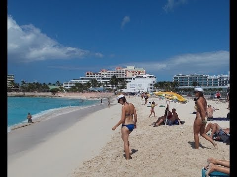 St Maarten - A look at 4 Stops around the Island