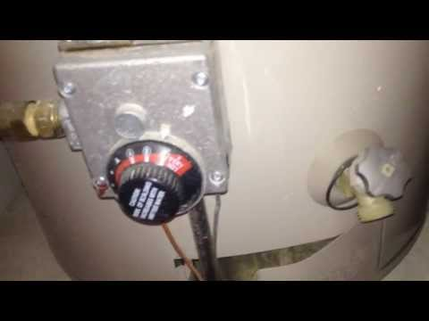 How To Relight Your Pilot Light On Your Water Heater