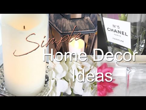 Download Youtube: Simple Home Decor DIY Ideas To Try