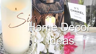 Simple Home Decor DIY Ideas To Try