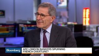 Mestrallet: Next French Government to Be Pro-Business