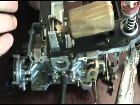 Edelbrock carburetor 4x4 offroad modifications