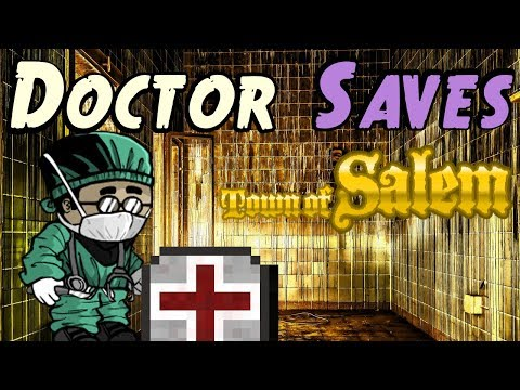 DOCTOR SAVES | Town of Salem Ranked