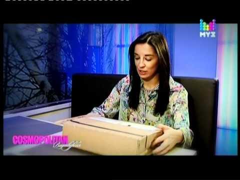 Яна Рудковская - Cosmopolitan. Видеоверсия - 4