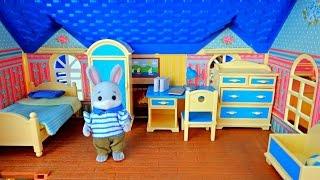 Village Story. Hayvanlar için oyuncak evi düzeltme oyunu