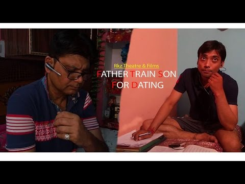 Father Trains Son for Dating   Short Films   Rkz