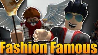 PRVNÍ VIDEO S MAFFINEM!😱😍 | ROBLOX: Fashion Famous