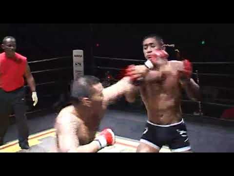 5 Randee Soria vs Levi Agcalon : Hawaii MMA
