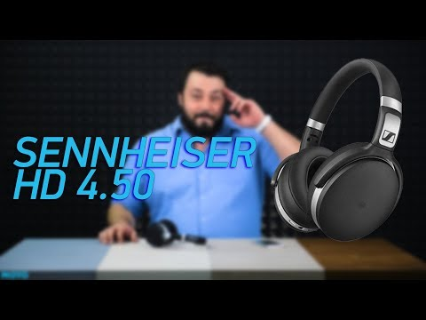 Обзор <b>Sennheiser HD</b> 4.50 BTNC – bluetooth <b>наушники</b> с ...