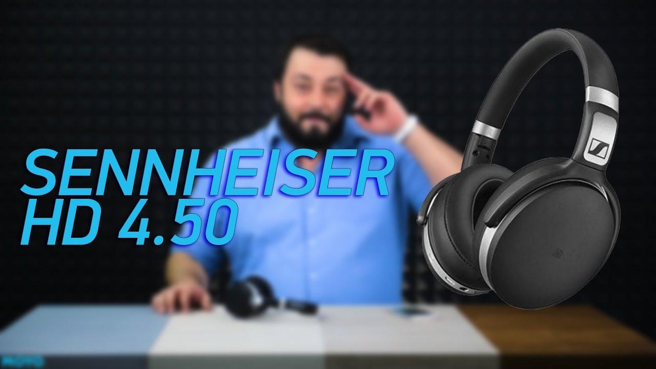 <b>Sennheiser HD</b> 4.50BTNC - <b>беспроводные</b> полноразмерки с ...
