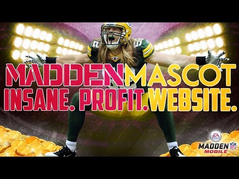 THIS MADDEN MOBILE 17 PACK OPENING/PROFIT-MAKING WEBSITE IS AWESOME!! INSANE PULLS + MY OWN PACK!