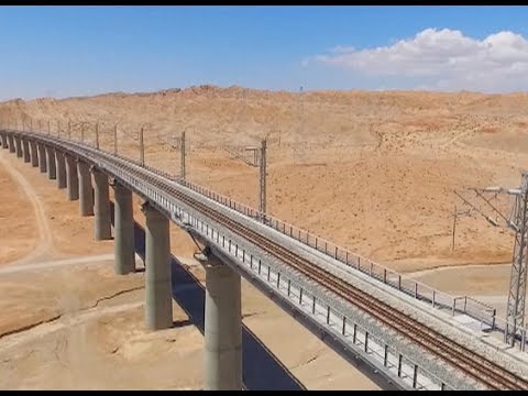 China's Dunhuang Golmud Railway Tunnel Project Completed