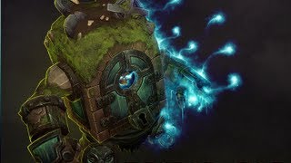 "Dawngate Desecrator Gameplay - ""Tombstone of Justice"""