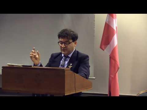 Shahin Nejad – 'making Iran Great Again'  with Parsi (Farsi) subtitle