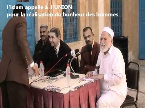ETTANDHID-APPOSITION présenté par Cheikh Bouzgarou 20 nov 2011 A+F