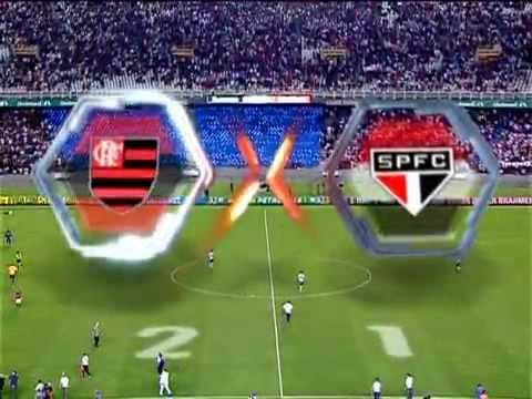 Flamengo 2 x 1 São Paulo - Melhores Momentos - YouTube