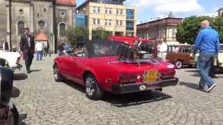 Fiat 124 Sport Spider 1800 4K Ultra HD