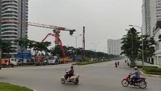 Han Jardin, Chung Cư N01T6 N01T7 Ngoại Giao Đoàn - Tiến Độ Tháng 3-2020