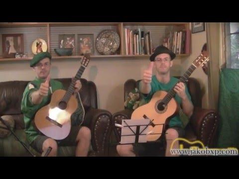 Irish folk song - The Harvest Home