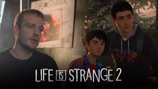 Life is Strange 2 ♦ Создание игры ♦ The Road to Life is Strange 2 (Русская озвучка)
